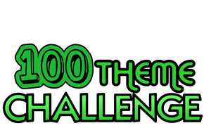 100 Theme Challenge Green by Link2262
