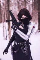 Winter soldier by Jiyouh