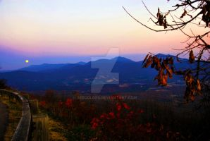 Blue Ridge Parkway by SeeColors