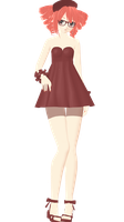 - MMD NC - NUIC TETO by NoUsernameIncluded