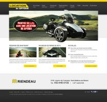 Riendeau location by Webdesignerps