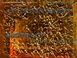 ADC Brushes 43 - Abstract by 4sundance