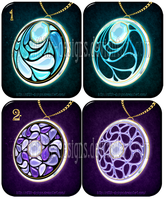 Magic items adopts 8 (CLOSED) by Rittik-Designs