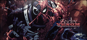 SpiderVenom by SR-FALLEN