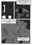 Slenderman comic page eight by Orsum