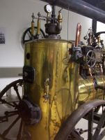 Portable Steam Engine 2 by LNERA4