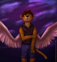 Cosmogony by mytigertail