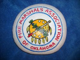 Oklahoma Fire Marshals Association Rock by AmandaFerguson070707