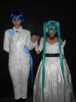 Cendrillon Cosplay - Kaito and Miku 34 by Yuko-NekoTsundere