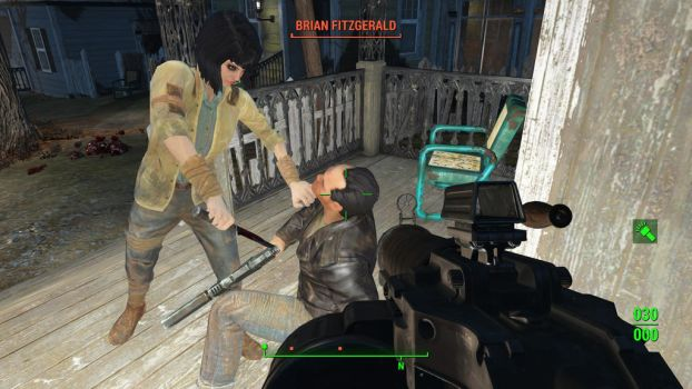 Fallout 4 - Execution by AlexFRD