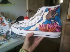 MIKA inspired Shoe- View4 by Denniah