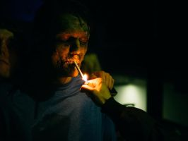 Zombie Smoke by kellock