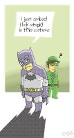 BatDrama by Cosmic-Rocket-Man