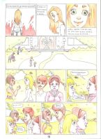 Comic - Page 1   (french) by Mademoiselle-Z