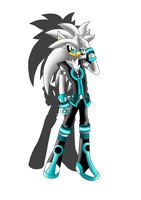 Future Genius Silver (Scrapped idea) by BreezyMania