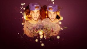 Wallpaper Believe. by KammyBelieberLovatic