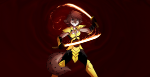Dragonfire Kathrin by Twokinds by KTL40