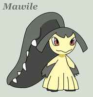 Mawile by Roky320