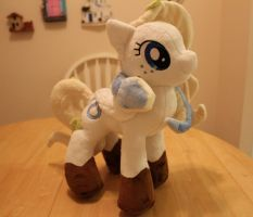 Cobalt Plush by NoxxPlush