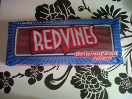 Redvines by stroppypoppy