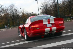 Dodge Viper GTS by SourireCreation