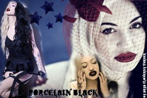 Porcelain Black by AryaFT