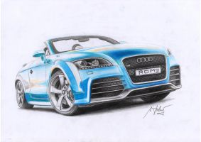 Audi TT Roadster by Mipo-Design
