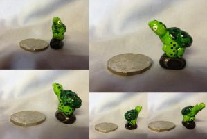 Trevor  Turtle statue  SOLD by SonsationalCreations