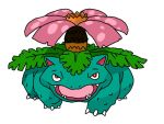 Venusaur-Fushigibana by pirateluvar