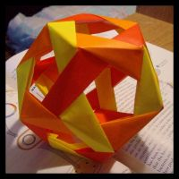 Penultimate Dodecahedron by NegaZero