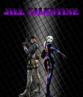 The 2 Sides of Jill Valentine by JanetAteHer