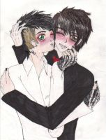Gerard and Frank by chibiusa1001