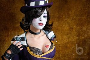 DCC Mad Moxxi by Enasni-V