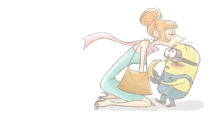 Dave and Lucy by ASAMESHII