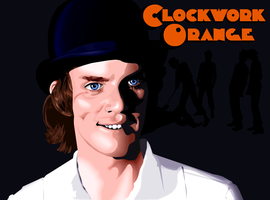 A Clockwork Orange by doodoodoo