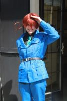 APH N.Italy Cosplay - Beautiful day, ins't? by psykedelart