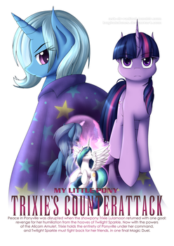 My Little Pony - Trixie's Counterattack by boyindahaus