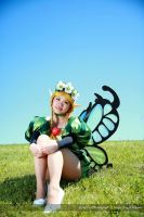 Odin Sphere - Mercedes, Summer Sun by Kurai-Hisaki
