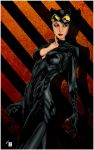 CATWOMAN  arkham knight by Mich974