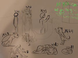 Felicia's Daycare Ych Auction ~ OPEN by LevairTaivas