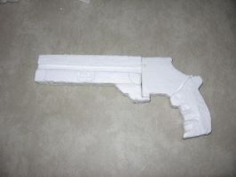 Vash's Gun So Far by PMconfection