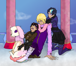 Funn In The Palace by kittenAX