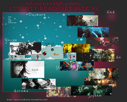 Ab PSD Pack N3 by ActivityBrainDA