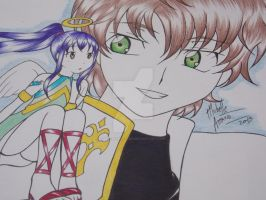 Suzaku and Wendy II by Mia-Middleford