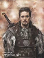 Uhtred of Bebbanburg by Kath-13