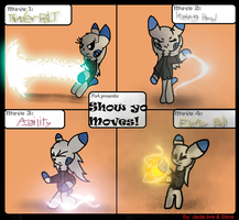 Cambrie's Moveset by Joltimeon