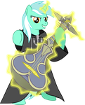 Number IX Lyra Heartstrings by Jackos92