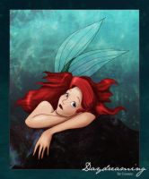 Daydreaming Ariel by club-ariel