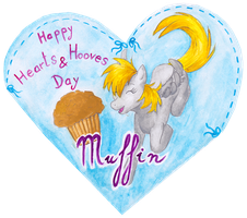 Be My Muffin by shertso