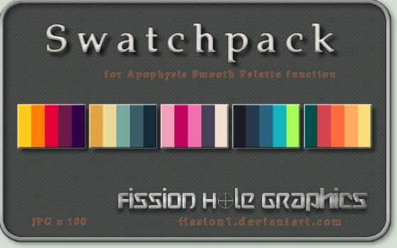 Swatchpack by fission1